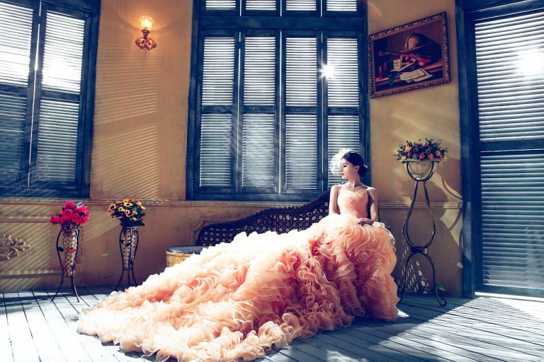 Top Designer Share Their Wedding Dress Design