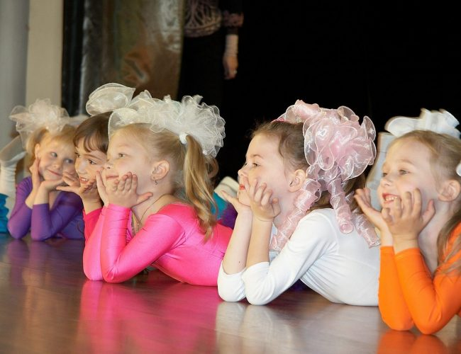 Dance practice day