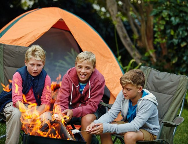 Campers obtain Life Skills