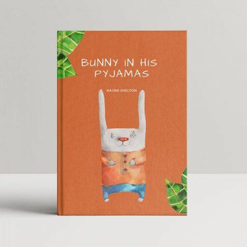 Bunny In His Pyjamas