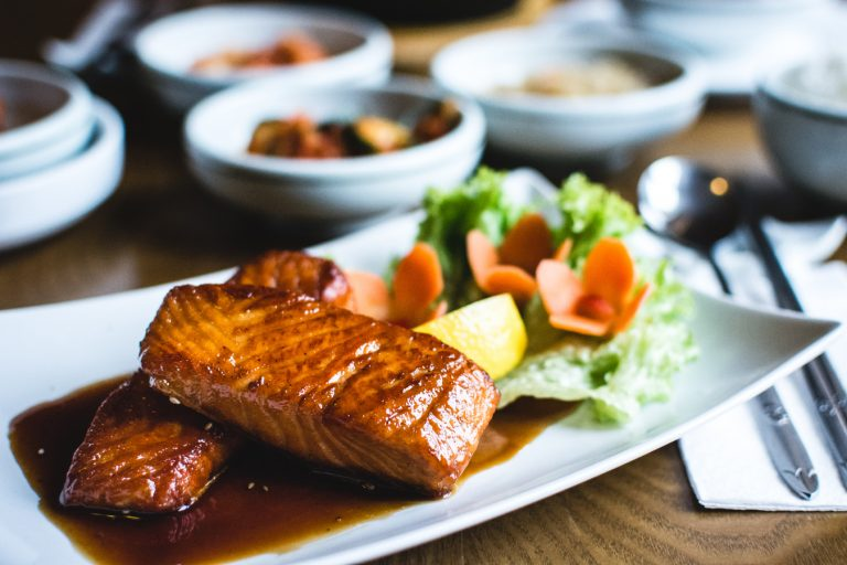 BBQ Grilled Pork Ribs