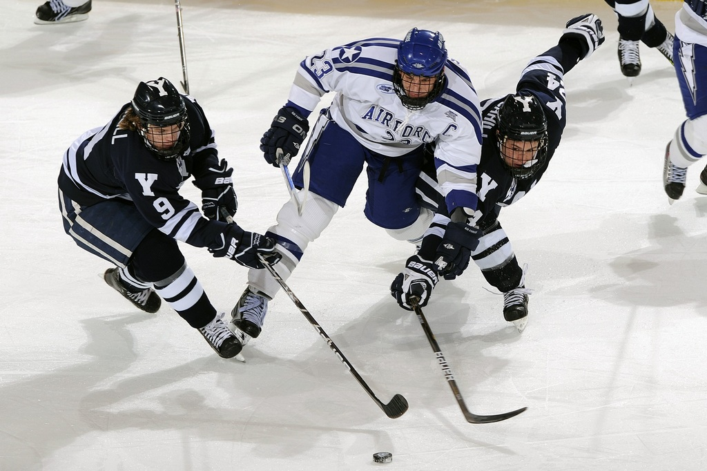 Hockey Leagues Peak This Season