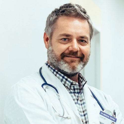 Dr. Paul Dixon