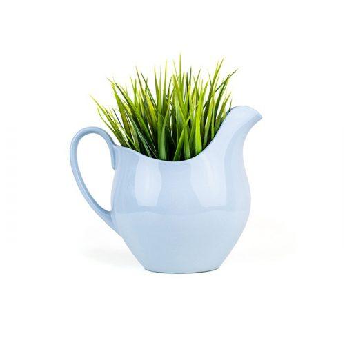 Grass In Jar